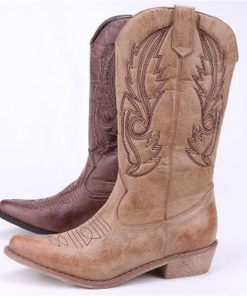 Cowboy Pointed Toe boot
