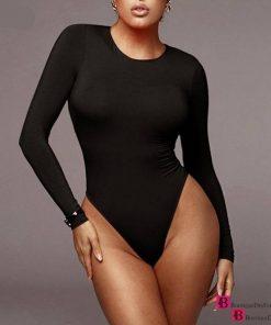 Solid Sexy Bodysuit