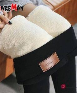 Velvet Warm Thick Skinny Pants